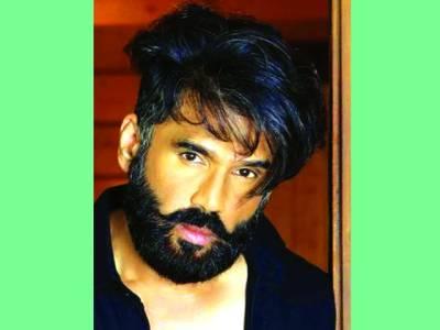 سنیل شیٹھی کی فلم پلٹن میں کام سے انکار پرخبروں کی تردید