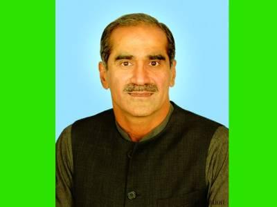 عمران نیازی ام المنافقین درجے پر فائز ہو چکے : سعد رفیق