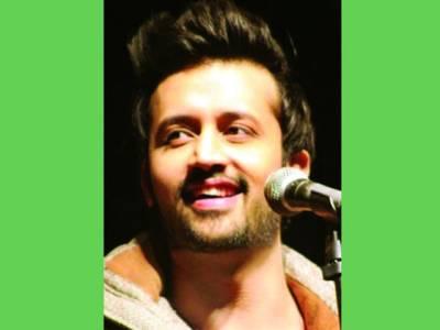 عاطف اسلم کا نیا گانا سلمان خان کی فلم ''ٹائیگر زندہ ہے ''میں شامل