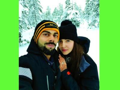 انوشکا نے شادی کے بعد پہلی تصویر مداحوں کے ساتھ شیئر کردی