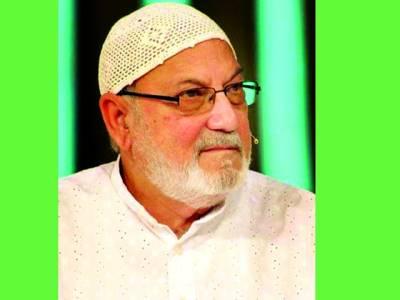 سینئر اداکار، کہانی نویس اور شاعر عاصم بخاری کے اعزاز میں تقریب