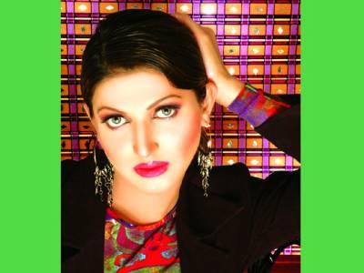 ثناء فخر فلم '' ٹائیگر پاکستانی '' میں کاسٹ