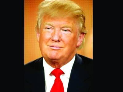 ٹرمپ کو قومی ترانہ یاد نہ رہا ، تقریب میں ہونٹ ہلاتے رہے