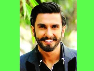 رنویر سنگھ نے فلم ''پدماوت'' کی شاندار کامیابی کے بعد اپنا معاوضہ 13 کروڑ کر دیا