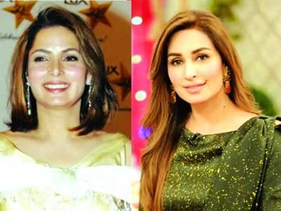 ریما خان اور بابرہ شریف کی لکس سٹائل ایوارڈ میں شرکت سے معذرت