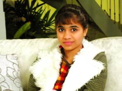 سینئرز نے ہمیشہ سے ہی میری حوصلہ افزائی کی:ردا عاصم