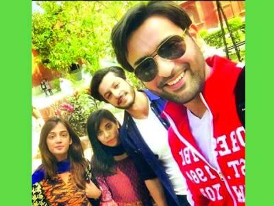 ڈرامہ سیریل''درد دل''کی ریکارڈنگ لاہور کے مختلف مقامات پر جاری