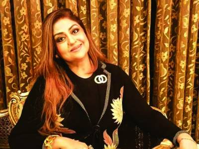 ماضی کی معروف اداکارہ انجمن کا فلمی دنیا میں واپسی کا فیصلہ