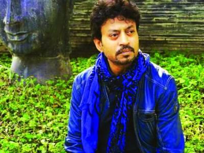 جان لیوا مرض میں مبتلا عرفان خان کی تازہ تصویر وائرل