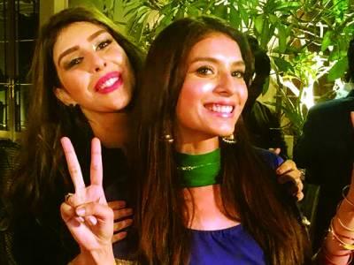 بھارتی اداکارہ آدیتی سنگھ پاکستان میں ''وجود'' کی تشہیر میں مصروف