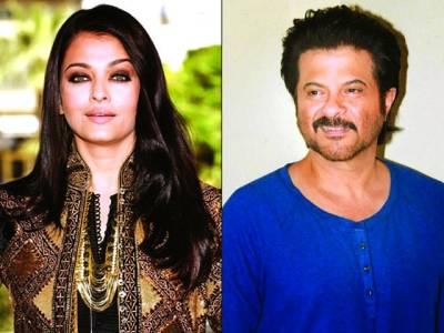 ایشوریہ رائے بچن فلم ''فنے خان ''کی کامیابی کی ضمانت ہوں گی:انیل کپور