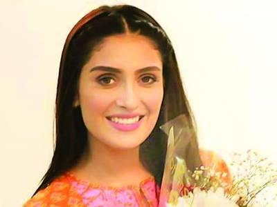 اداکارہ و ماڈل عائزہ خان کا نیا کمرشل آن ائیر
