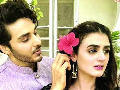 احسن خان کی ڈرامہ سیریل''آنگن'' کی ریکارڈنگ دوبارہ شروع
