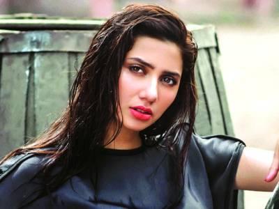 ماہر ہ خان کا فلم ''پرے ہٹ لو''میں کام سے انکار