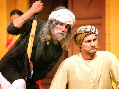 ناپا کے زیراہتمام مشہور ڈرامے ''داستان عشق''کا آغاز