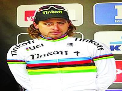 ٹور ڈی فرانس ریس،تیرہواں مرحلہ پیٹر ساگن نے جیت لیا