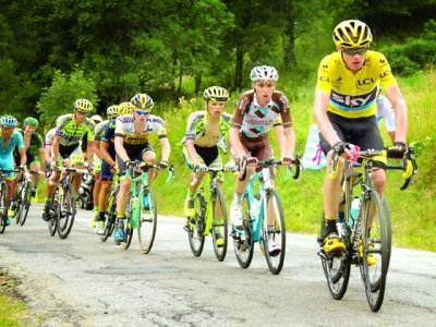 ٹورڈی فرانس سائیکل ریس میں لوئیس لیون سانچیز شدیدزخمی