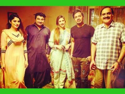 نیلم منیر اور محمود اسلم کی ٹیلی فلم ''شبر کا ٹبر''کی ریکارڈنگ شروع