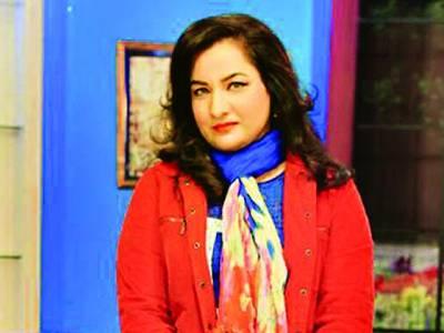 معروف گلوکارہ فرحت خان نے لاہور میں ڈیرے ڈال لئے