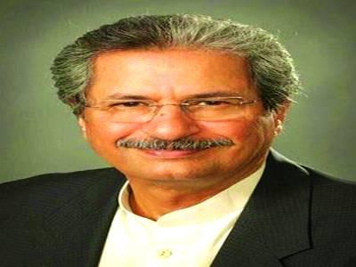شاہی خرچے بند، پی ٹی آئی کفایت شعاری پر توجہ دے گی، شفقت محمود
