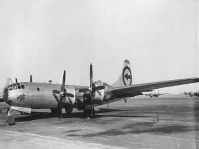 وہ امریکی جہاز جس نے ناگا ساکی پر ایٹم بم گرایا