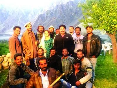 ڈائریکٹر امین اقبال کی ڈرامہ سیریل ''دیدن'' کے پوسٹرکی سوشل میڈیا پر دھوم