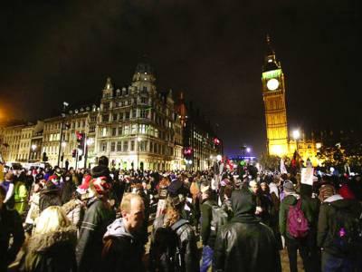 میڈرڈ: مظاہرین بڑھتی ہوئی مہنگائی کے خلاف مظاہرہ کر رہے ہیں