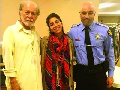 ہالی ووڈ فلم میں کام کے بعد قوی خان کی امریکہ سے واپسی