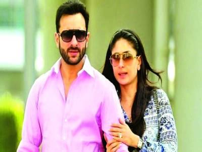 سیف علی خان نے کرینہ کے ساتھ کام نہ کرنے کی وجہ بتا دی