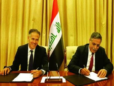 توانائی کے شعبے کی تعمیر نو ' عراقی حکومت اور جی ای کے درمیان معاہدہ