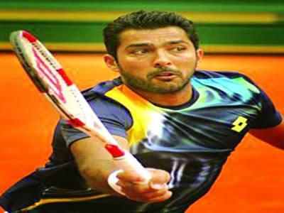 اعصام الحق کو پیرس ماسٹرز ٹینس ٹورنامنٹ میں شکست کا سامنا