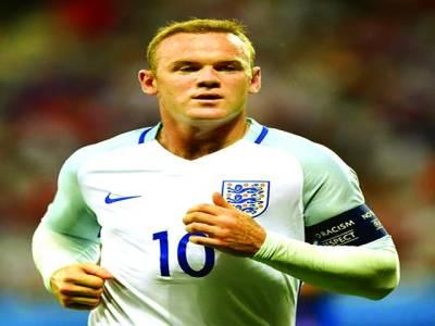 انگلینڈ فٹبال ٹیم کے سابق کپتان رونی کا ریٹائرمنٹ کا فیصلہ واپس