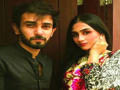 اداکار علی انصاری اور مشعال خان کے درمیان دوستی کے چرچے