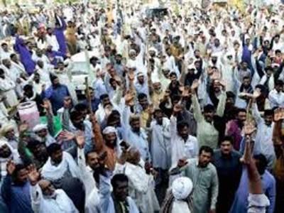 احتجاج، اقلیت، علماء اور پاکستان