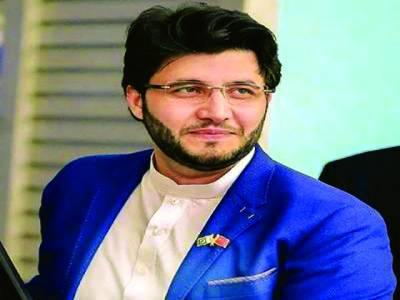 پشاور زلمی کے چیئرمین جاوید آفریدی کی وزیر خزانہ پنجاب ہاشم جوان بخت سے ملاقات