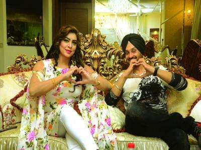 میگھاکی دعوت پر بھارتی گلوکار وریندر سنگھ پاکستان پہنچ گئے