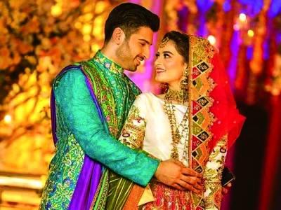شادی پر پیسے کا ضیاع 'ایمن اور منیب کو سوشل میڈیا پر شدیدتنقید