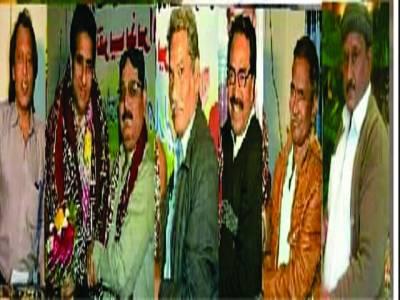 حیدرآباد سٹیج کو نسل کے زیر اہتمام غفار لہری کے اعزاز میں تقریب
