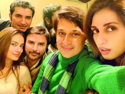 اداکارہ و ماڈل ایمان علی کی شادی کی تقریبات جاری