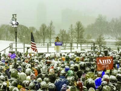 واشنگٹن: امریکی خاتون سینیٹر ایمی صدارتی الیکشن لڑنے کا اعلان کر رہی ہیں۔