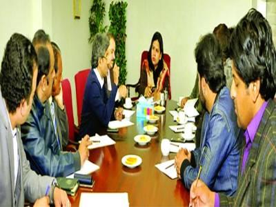 '' وائس آف پنجاب'' کوعملی جامہ پہنانے کیلئے قائم کمیٹی کا اجلاس