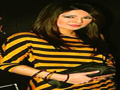 میری فلم '' رہبرا '' عید الاضحی کے موقع ریلیز ہو گی :عائشہ عمر