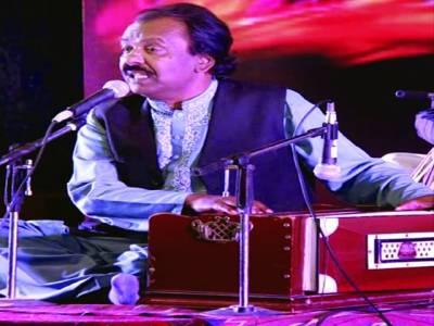 گلوکارشوکت منظور کے انتقال پر پی ٹی وی کے افسران کااظہارِتعزےت