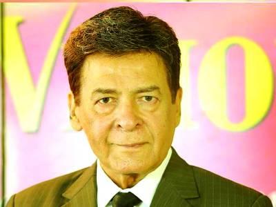 نوجوان نسل کو سمت دکھانے کی ضرورت ہے' قوی خان