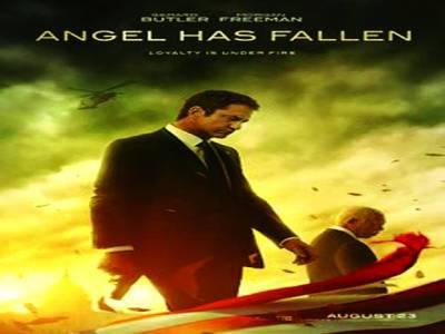 """ایکشن تھرلر فلم """"اینجل ہیز فالن"""" 23 اگست کو ریلیز کی جائے گی"""