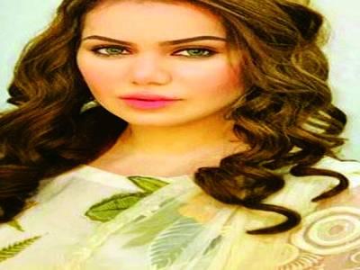 """اداکارہ و ماڈل غنا علی کی فلم""""گواہ رہنا""""کی شوٹنگ تیزی سے جاری"""