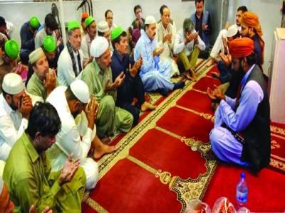 نبی اکرم ؐکے کردار کاہر رخ مسلمانوں کیلئے نمونہ ہے،اطہر علی خان