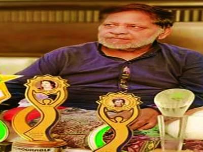 شوگر کے باعث مزاحیہ اداکار خالد سلیم موٹا دوسری ٹانگ سے بھی محروم