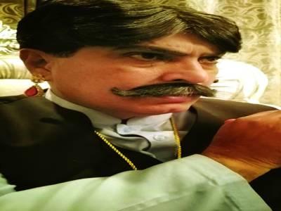 """اچھی خان نے فلم """"رنگ عشقے دا""""کی شوٹنگ میں حصہ لیا"""