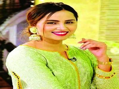 شوبز میں کسی سے مقابلہ کے لئے نہیں آئی، نمرہ خان